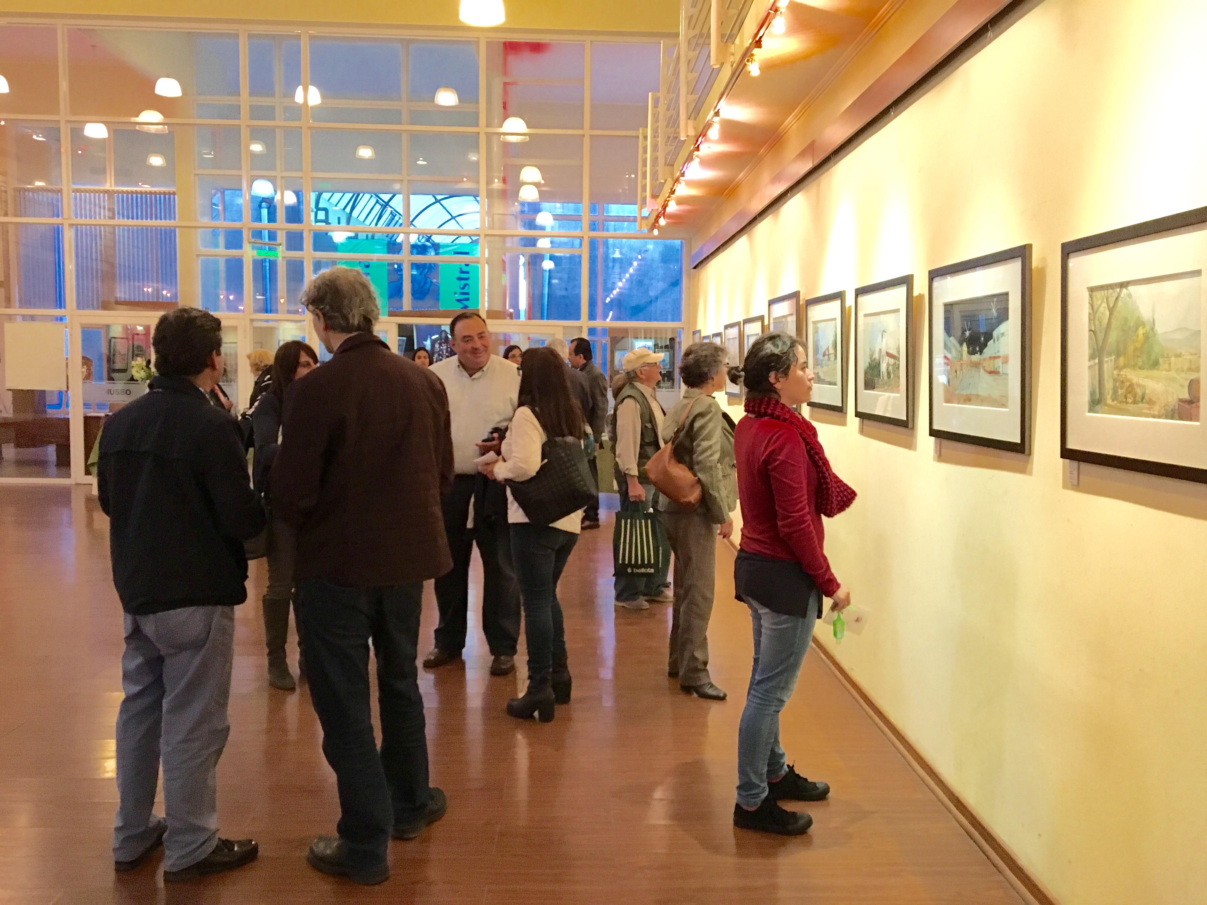 Exposición Abril 2016